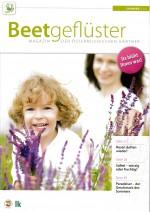 Cover Beetgeflüster Sommer 2014