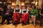 Die vier Preisträgerinnen des Hans-Kudlich-Preises