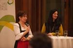 Obfrau Anneliese Schippani im Interview mit Andrea Salzburger