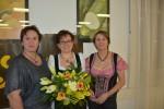 Der Vorstand der Wiener Gärtnerinnen